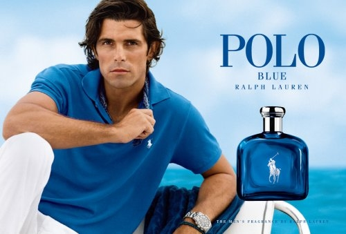 RL Polo Blue Ads