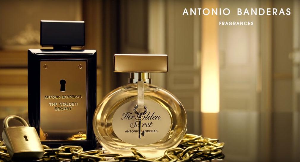 5dbcdf4eca Review do Produto: Perfume masculino The Golden Secret, da Antonio Banderas