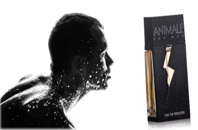 Perfume masculino Animale