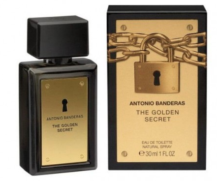 The Golden Secret, da Antonio Banderas