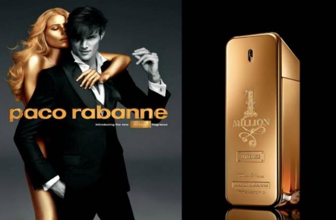 Perfume masculino 1 Million