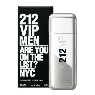 212 Vip Men, da Carolina Herrera