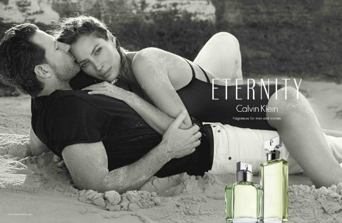 Perfume feminino Eternity Review