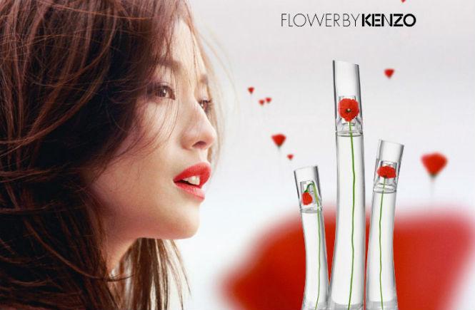Perfume feminino Flower By Kenzo Légere