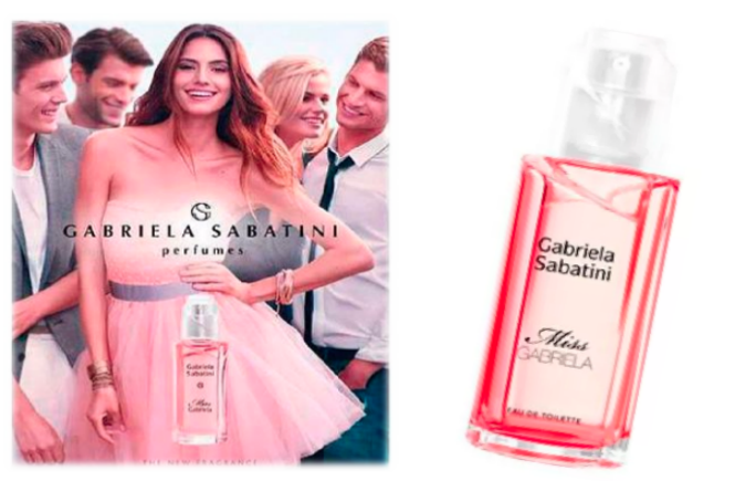 Perfume feminino Miss Gabriela