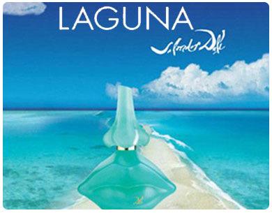 perfume feminino Laguna