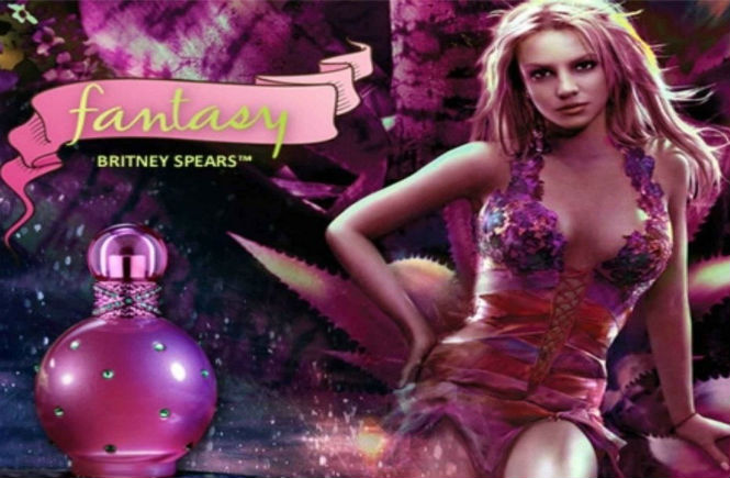 Perfume feminino Fantasy