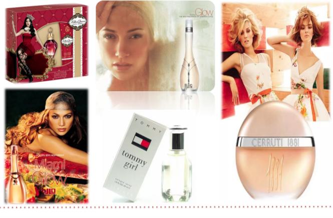 Perfume femininos com preço baixo
