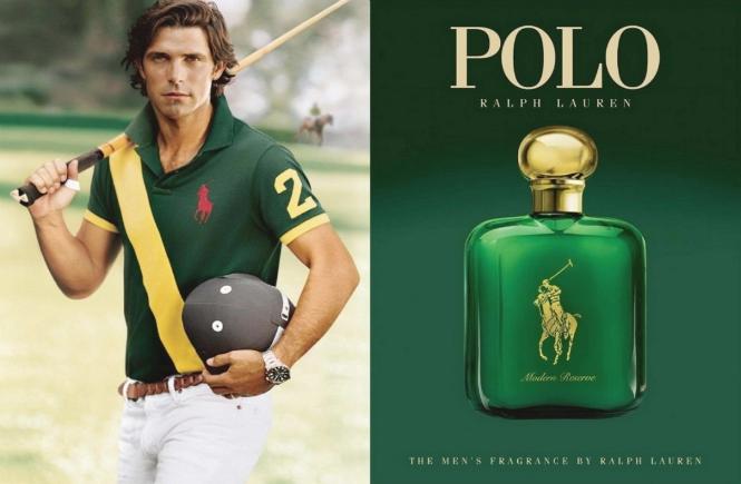 Perfume masculino Polo, da Ralph Lauren