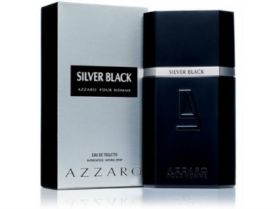 perfume masculino Silver Black