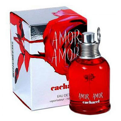 perfume feminino Amor Amor