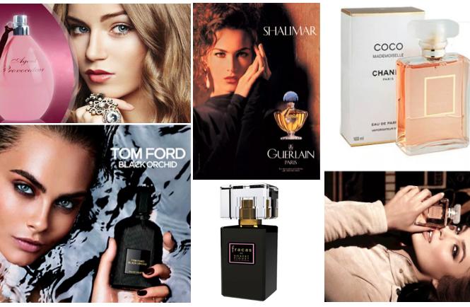 Perfumes mais sensuais para mulheres modernas
