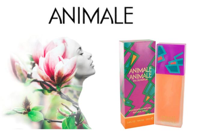Perfume feminino Animale