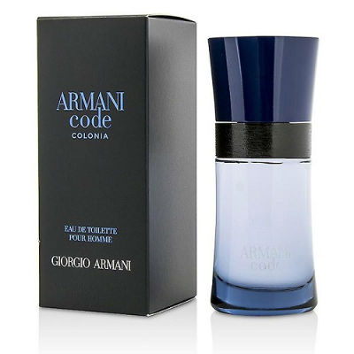 Armani Code Colonia, de Giorgio Armani