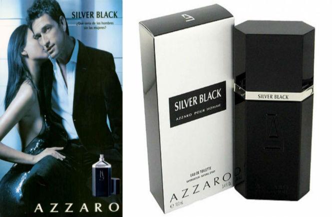 Resenha do Perfume masculino Silver Black