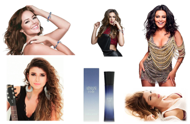 celebridades femininas brasileiras