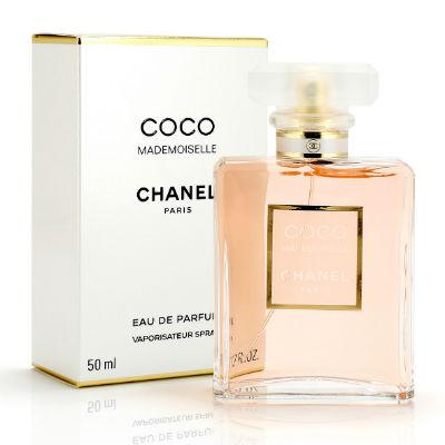 Perfume feminino Chanel Coco Mademoiselle