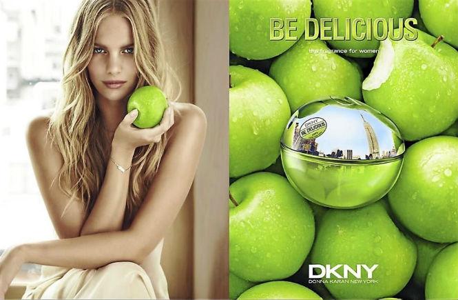 perfume feminino Be Delicious, da DKNY