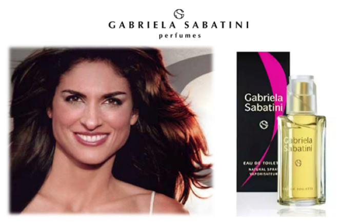 Resenha do perfume feminino Gabriela Sabatini