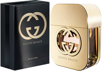 Gucci Guilty resehna