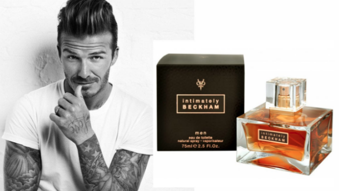 Intimately Beckham for Men de David Beckham