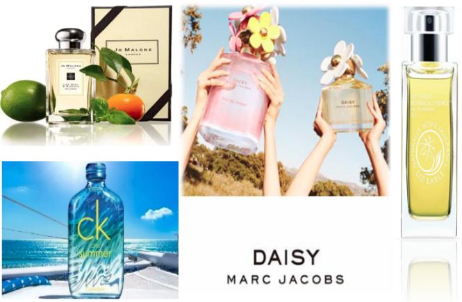 melhores perfumes que combinam com verão