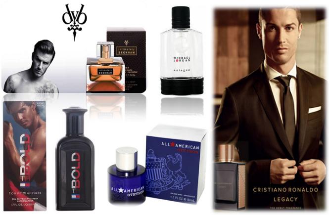 Top5 melhores perfumes masculinos para atletas em 2018