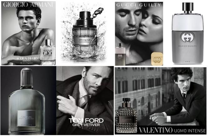 Perfumes masculinos mais sexy de todos os tempos