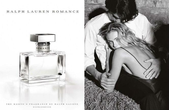 Perfume feminino Romance de Ralph Lauren
