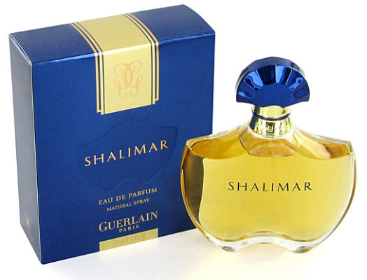 Perfume feminino Shalimar