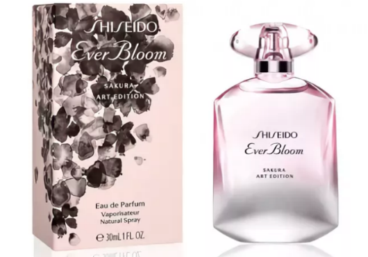 Shiseido Everbloom Sakura Art Edition