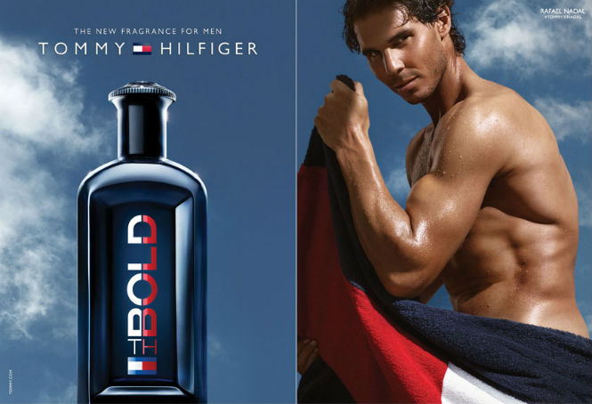 TH Bold fragrance da Tommy Hilfiger