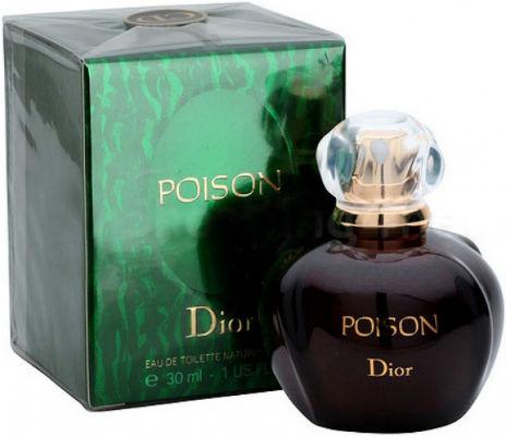 perfume feminino Poison da Dior