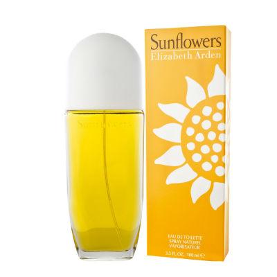 perfume feminino Sunflowers da Elizabeth Arden