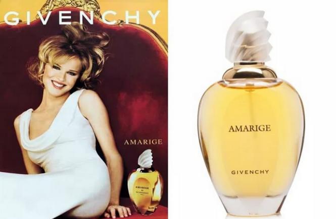 Resenha do Perfume feminino Amarige da Givenchy