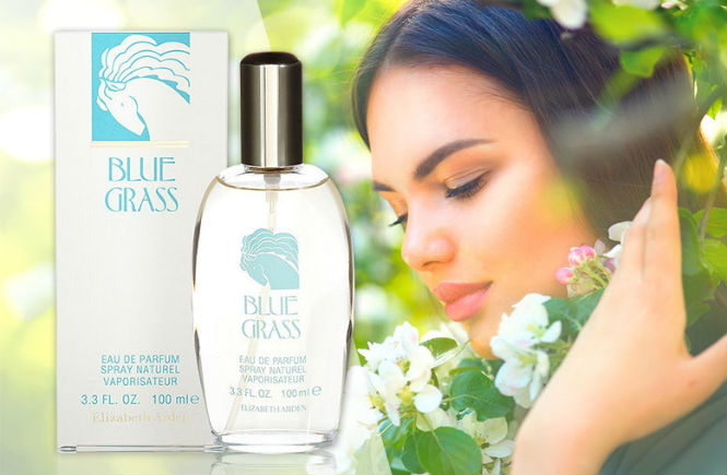 Resenha do perfume feminine Blue Grass da Elizabeth Arden