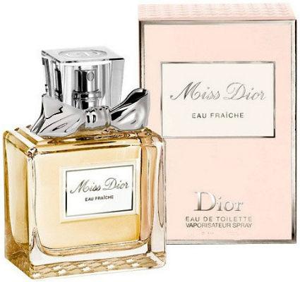 Miss Dior Eau Fraîche 2012