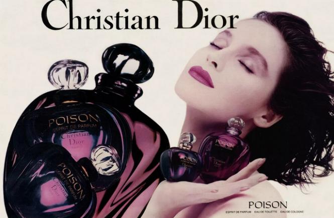 Resenha do perfume feminino Poison da Dior