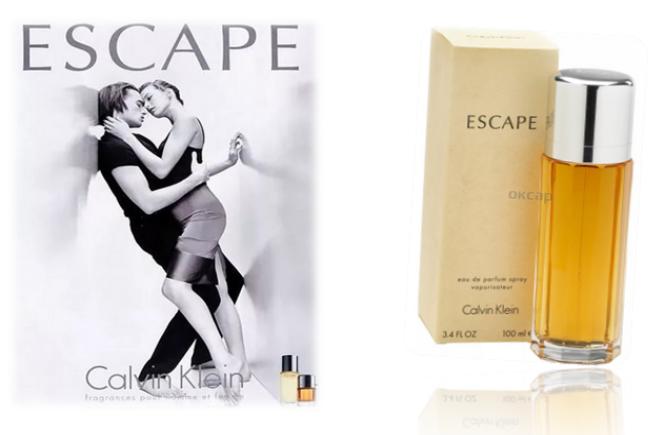 Resenha do perfume feminino Escape da Calvin Klein