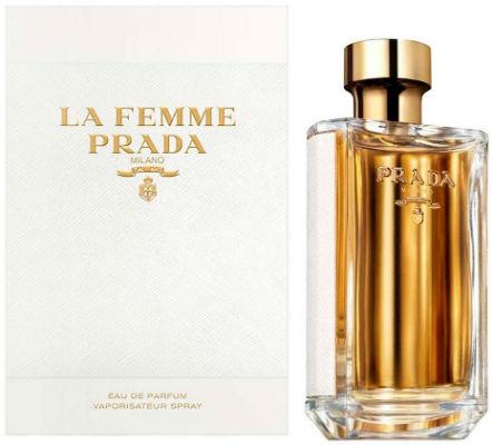 perfume feminino La Femme, da Prada