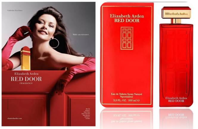 Resenha do perfume feminino Red Door da Elizabeth Arden