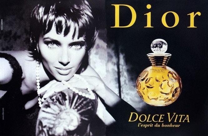 Resenha do perfume feminino Dolce Vita da Dior