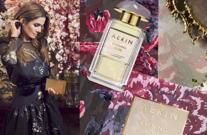 : Resenha do perfume feminino Evening Rose da AERIN