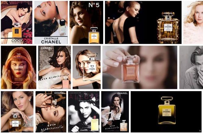 TOP 5 dos melhores perfumes da Chanel