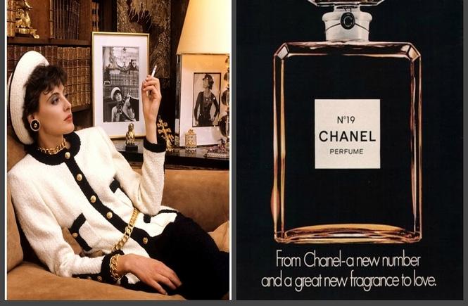 Resenha do perfume feminino Chanel No19