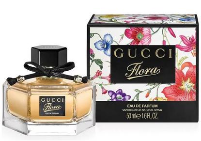 perfume feminino Flora da Gucci