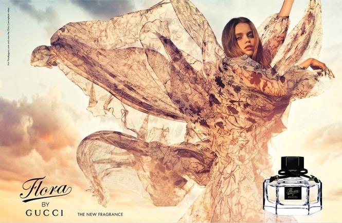 Resenha do perfume feminino Flora da Gucci