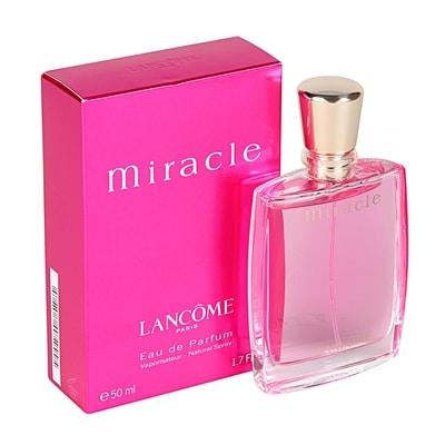 Perfume feminino Miracle da Lancôme