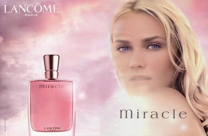 Resenha do Perfume feminino Miracle da Lancôme