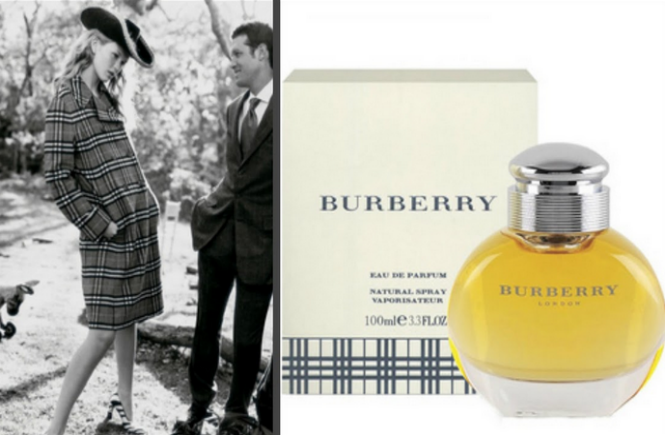 Resenha do perfume feminine Burberry